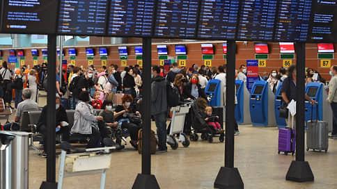 Аэропорты МАУ потеряли половину пассажиров // Падение пассажиропотока стало рекордным в истории России