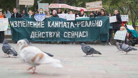 Зеленые жалуются на красный свет // В Общественной палате России обсудили нарушение прав экоактивистов