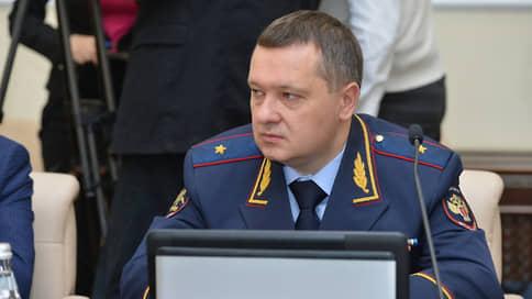 Генерал вернулся на малую родину // Юрий Девяткин возглавил Контрольно-счетную палату Брянской области
