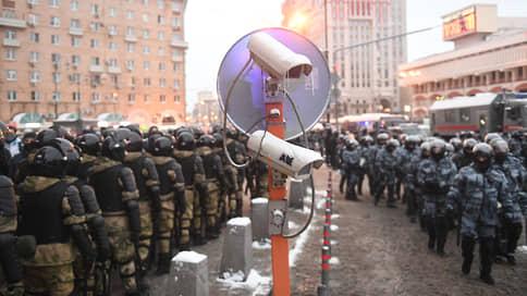 Протестные акции в поддержку Алексея Навального // Онлайн-трансляция: правозащитники сообщают о более 3 тыс. задержанных