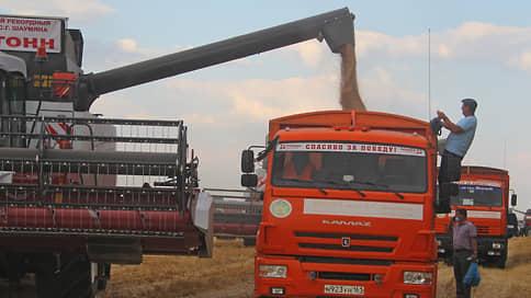 Зерно не пройдет // Пошлину на экспорт пшеницы могут ужесточить с июня