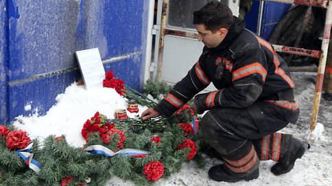 Пожарные погибли по уставу // Почему красноярские газодымозащитники попали в идеально смертоносные условия