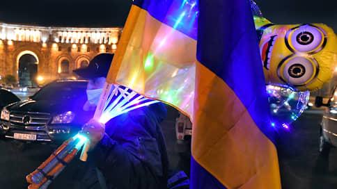 Досрочные выборы в Армении отменили на полпути // Выходить из политического кризиса придется другими методами