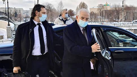 «Россия все больше отходит от Европы» // Глава дипломатии ЕС Жозеп Боррель подвел итоги визита в Москву и попал под волну критики