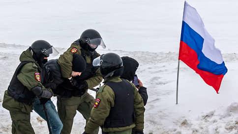 Показатели доставки // Несанкционированные акции протеста 31 января завершились рекордными задержаниями