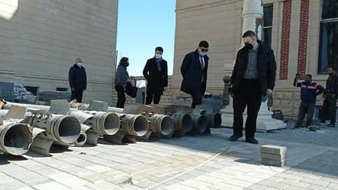 Послевоенный шок победителей // Азербайджан пытается свыкнуться с крупнейшей военной победой в современной истории
