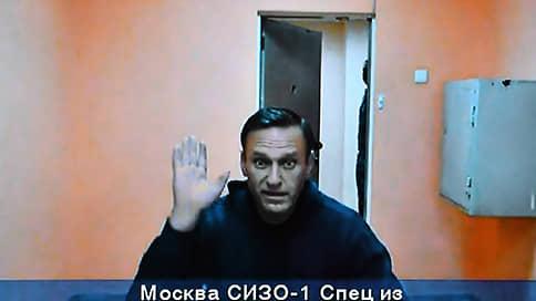 Суд-то он суд, да кто ж ему даст // Минюст РФ не видит оснований для освобождения Алексея Навального по решению ЕСПЧ