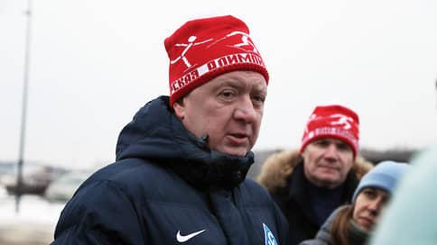 Дмитрия Шляхтина вывели из спорта // Экс-президент ВФЛА дисквалифицирован на четыре года