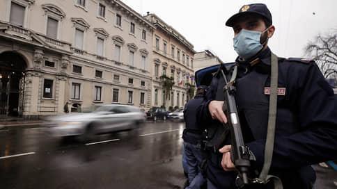 Грузинскую Bratva забрали по всей Европе // В нескольких европейских странах задержаны десятки криминальных авторитетов