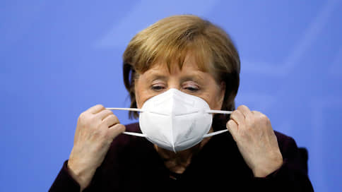 «Это тяжелая зима, но мы все яснее видим, куда мы идем» // Германию держат на карантине, несмотря на снижение заболеваемости