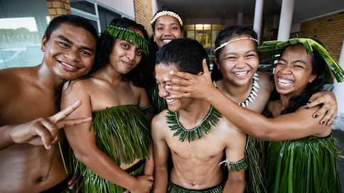 Микронезию не разглядели через Zoom // Модное приложение рассорило страны Океании