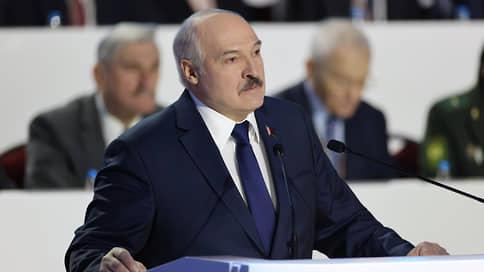 Патриотизм — последнее прибежище президента // Куда Александр Лукашенко повел белорусское благородное собрание