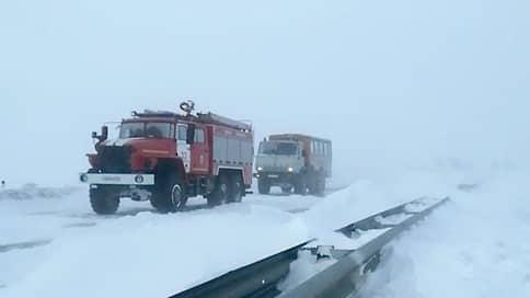 Челябинская область погребена под снегом // В 12 муниципалитетах ввели режим ЧС