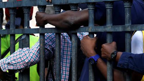 Беженец просил убежища ножом // Во Франции убит руководитель центра приема мигрантов
