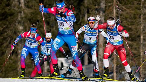Российские биатлонисты закончили на своем месте // Чемпионат мира в Поклюке принес им одну бронзовую награду