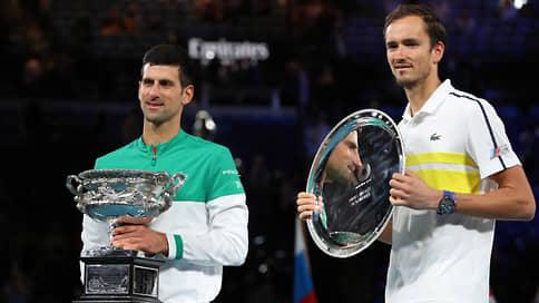 Почетный австралиец // Новак Джокович обыграл Даниила Медведева в финале теннисного Australian Open