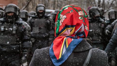 Если женщина против // Стоит ли ждать смены лидерства в российской оппозиции