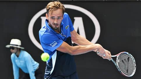 Даниил Медведев возглавит гонку за лидером // 15 марта теннисист поднимется на второе место в мировом рейтинге
