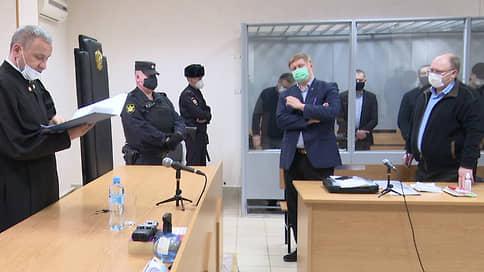 Пятерка строгого режима // В Уфе вынесли приговор по делу об убийстве топ-менеджера ОДК-УМПО