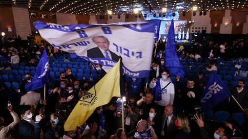 Выборы в Израиле пока не выявили победителя // По предварительным подсчетам, Биньямину Нетаньяху и его соперникам не хватает мандатов