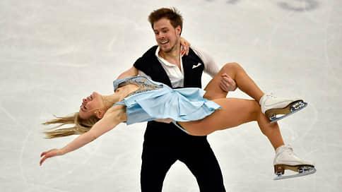 Прошлогодний дождь еще катит // Виктория Синицына и Никита Кацалапов вышли в лидеры чемпионата мира после ритм-танца