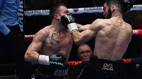 Артур Бетербиев сохранил серию // Он отстоял титулы чемпиона мира, нокаутировав в десятом раунде Адама Дайнеса