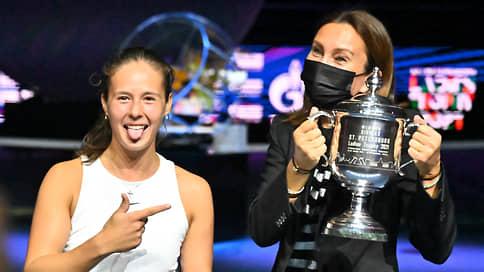 Ренессанс Дарьи Касаткиной // Российская теннисистка выиграла турнир WTA в Санкт-Петербурге