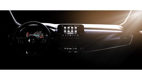Nissan показал салон нового поколения кроссовера Qashqai