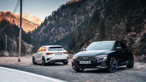 ABT доработал новый Audi S3