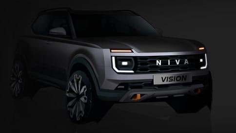 «АвтоВАЗ» представит новую Lada Niva в 2024 году