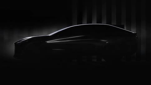 Lexus анонсировал концепт-кар «нового поколения»