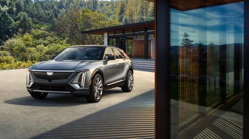 Cadillac показал серийный электрокроссовер Lyriq