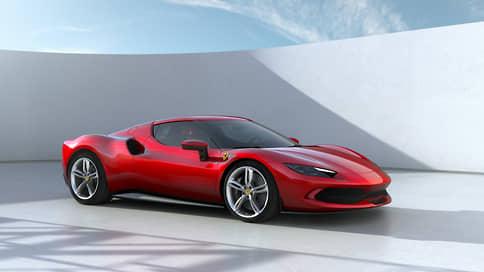 С ног на голову // Что такого особенного в Ferrari 296 GTB