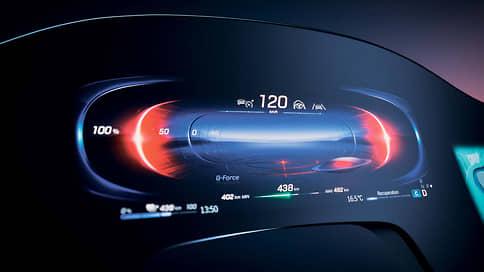 Полтора метра // Mercedes-Benz MBUX Hyperscreen