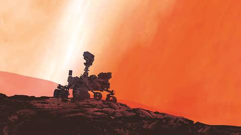 Проезд на Красной // Как электромобили осваивают Марс