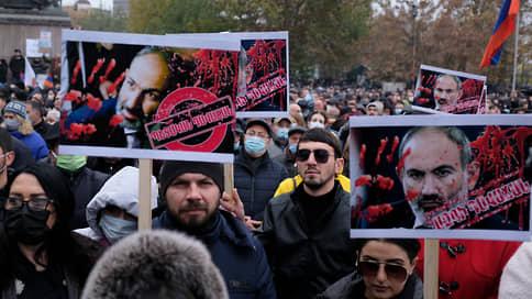 Массовое неповинармение // Оппозиция разворачивает кампанию по отстранению от власти Никола Пашиняна
