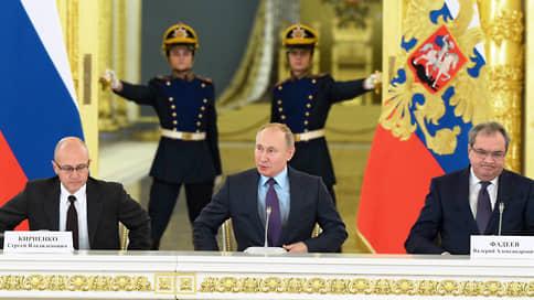 К Владимиру Путину заглянут с Алексеем Навальным // СПЧ хочет напомнить президенту об отравлении оппозиционера, деле Сафронова и законах Вяткина