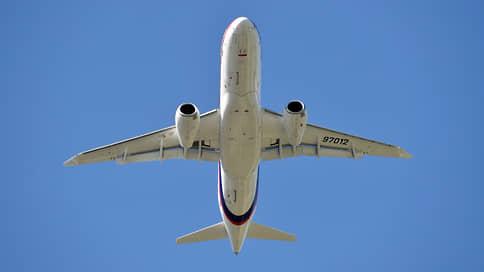 Субсидии на час // Авиакомпаниям доплатят за полетное время SSJ