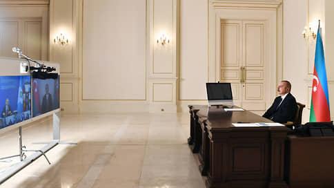 Бакинский эмиссар // Чей бенефис состоялся на саммите СНГ