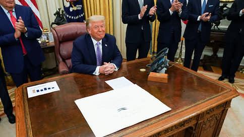 Если Трамп не сдается, его уничтожают // Американский президент готовится к последней битве за Белый дом