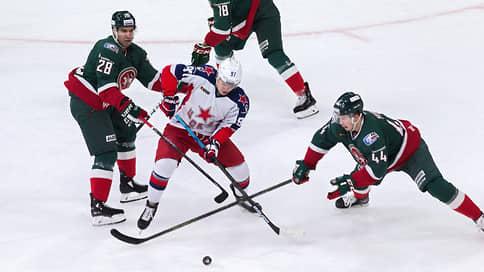 Российский след в американском хоккее // Отечественное присутствие в НХЛ становится еще заметнее