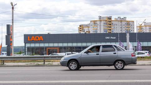 Авторынок дышит на Lada // Доля продукции АвтоВАЗа растет