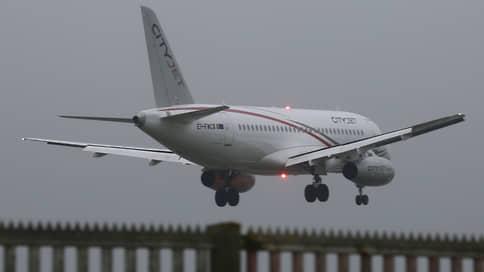 SSJ100 возвращаются из Ирландии в Россию // «Иркут» может выкупить шесть самолетов, на которых летала CityJet
