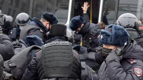 У сторонников Алексея Навального будет много дел // Начаты первые уголовные производства по итогам субботних акций протеста