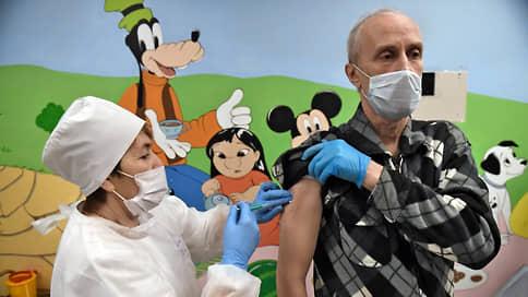Экономика поднимется на уколах // МВФ связывает будущий рост с вакцинацией и господдержкой