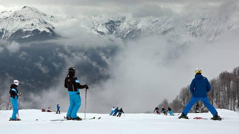 Курорты встали на лыжи // Туристы выбрали вариант российской зимовки
