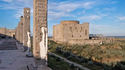 От Крымской АЭС не оставят даже развалин // На полуострове объявили о сносе недостроя, превратившегося в арт-объект