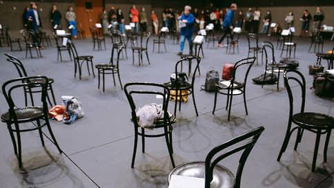 Время стало пространством // «Space X» театра post к юбилею Центра имени Мейерхольда