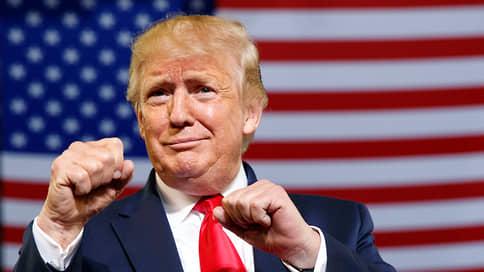 Дональд Трамп не оправдал недоверия // Конгресс США вновь не признал его виновным