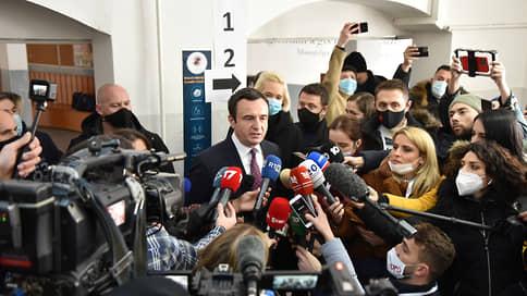 Экс-премьер Косово хочет стать дважды премьером // В переговорах с Сербией Альбин Курти ставит на Джо Байдена